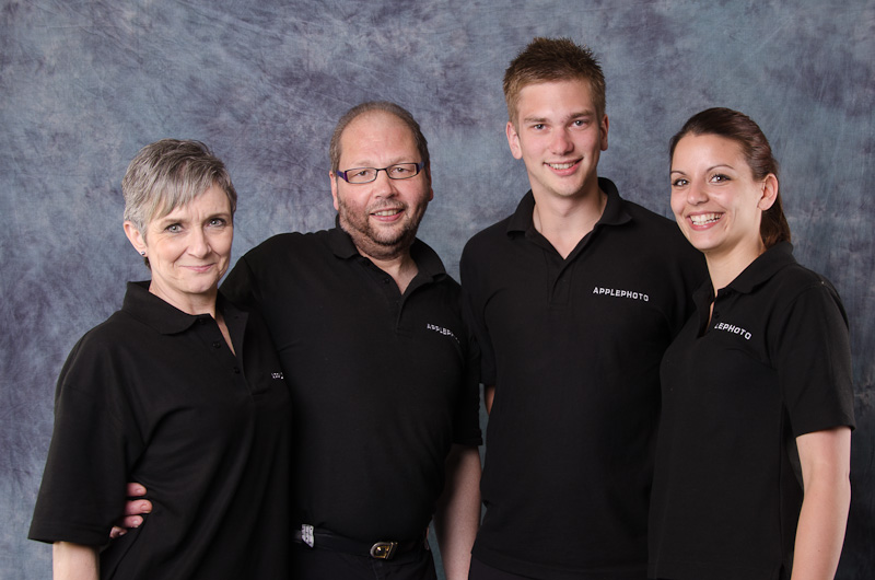 The Applephoto Event Team